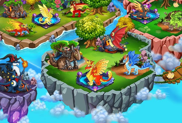 DRAGON VILLAGE MOD APK For android City Sim mania (Unlimited Money) 2
